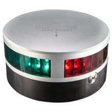 LOPOLIGHT Tri-color nav light with anchor light 2nm