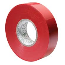 ANCOR Premium electrical tape 3/4inch x 66ft red