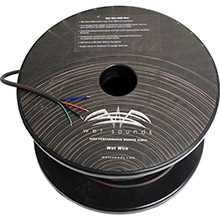 WET SOUNDS INC 4 conductor 22 gauge rgb wire - 150ft spool