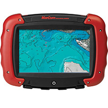 MARCUM TECH RT-9 Touchscreen GPS Tablet