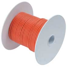 ANCOR Orange 100ft 18 awg wire