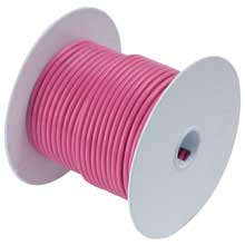 ANCOR Pink 250ft 18 awg wire