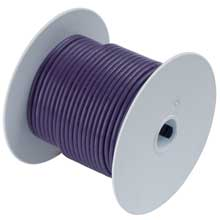 ANCOR Purple 500ft 18 awg wire