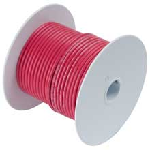 ANCOR Red 500ft 18 awg wire