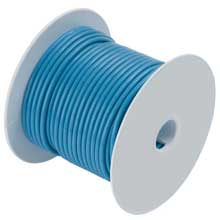 ANCOR Lt blue 100ft 16 awg wire