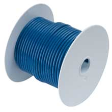 ANCOR Dark blue 100ft 16 awg wire