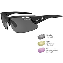 TIFOSI OPTICS Crit matte black - smoke/gt /ec