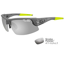 TIFOSI OPTICS Crit matte smoke - smoke fototec