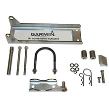 GARMIN Garmin TR-1 Cylinder Bracket Kit f/Mercury 8 9.9 Bigfoot Pro-Kicker 2005-2009
