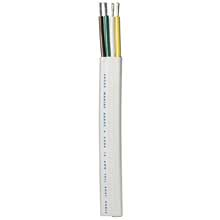 ANCOR Flat trailer cable 100ft 16/4 yellow,white,green,brown