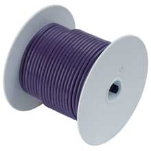 ANCOR Purple 100ft 12 awg wire