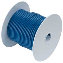 ANCOR Dark blue 250ft 10 awg wire