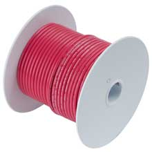 ANCOR Red 8ft 10 awg wire