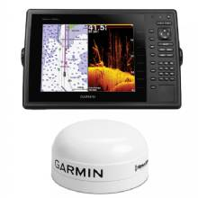 GARMIN Gpsmap 1040xs weather pack w/gxm 52