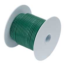 ANCOR Green 50ft 8 awg wire