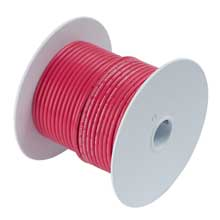 Ancor Red 50ft 4 awg wire