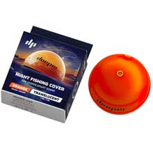 Deeper Fishfinder Night fishing cover - orange