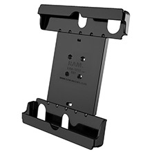 RAM RAM Mount Tab-Tite    Cradle for the Apple iPad Air 1-2   9.7inch   Tablets w/Case, Skin or Sleeve
