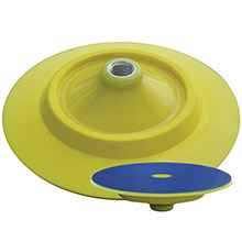Shurhold Quick change rotary pad holder - 7 inch  pads or larger
