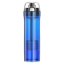 THERMOS Tritan 22oz filtration bottle - blue