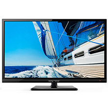 Majestic Global 22 inch LED Full HD 12V TV w/Built-In Global HD Tuners, DVD, USB   MMMI Ultra Low Power Current