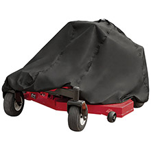 DALLAS MFG CO. 150D Zero Turn Mower Cover - Model B Fits Decks Up To 60inch