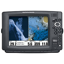 HUMMINBIRD Humminbird 1159CXI HD DI Combo - USA International UNIT