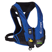 ONYX OUTDOOR Onyx Impulse A-24 In-Sight Automatic Inflatable Life Jacket