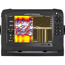 LOWRANCE HDS-7 Carbon C-Map US without Transducer