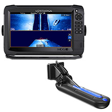 LOWRANCE HDS-9 Carbon C-Map US with TotalScan Transducer
