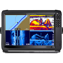 LOWRANCE HDS-12 Carbon C-Map US without Transducer