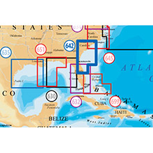 NAVIONICS SC to North Florida Platinum Marine Charts on Compact Flash
