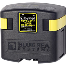 Blue sea ATD automatic timer disconnect