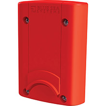 BLUE SEA Sure eject cover - red