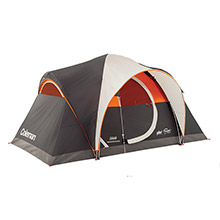 COLEMAN Yarborough pass fast pitch 6-person tent