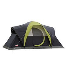 COLEMAN Naugatuck 6-person tent