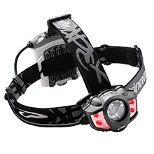 PRINCETON TEC Tec apex 350 lumen led headlamp w/red leds - black