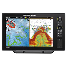 HUMMINBIRD SOLIX 12 Chirp GPS