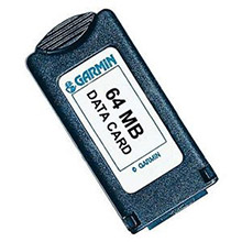 GARMIN 64 MB data card, RoHS