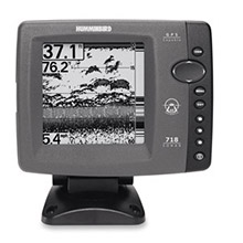 HUMMINBIRD 718 with TM transducer