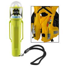 ACR ELECTRONICS C-Light - manual activated LED PFD vest light w/clip