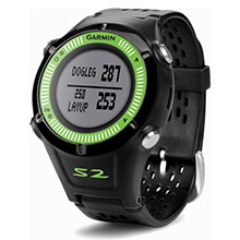 GARMIN Approach S2 Black and Green