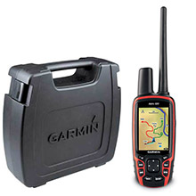 GARMIN Astro 320 with Hard Carrying Case