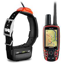 GARMIN Astro 320 T5 Black T 5 Bundle