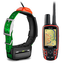 GARMIN Astro 320 T5 Dark Green T 5 Bundle
