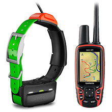 GARMIN Astro 320 T5 Light Green T 5 Bundle