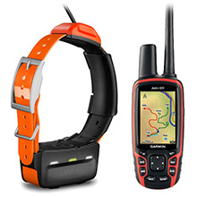 GARMIN Astro 320 T5 Orange T 5 Bundle