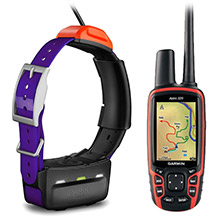 GARMIN Astro 320 T5 Purple T 5 Bundle