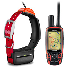 GARMIN Astro 320 T5 Red T 5 Bundle