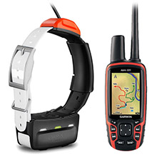 GARMIN Astro 320 T5 White T 5 Bundle